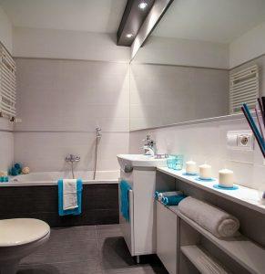 חדרי אמבטיה וגבס ירוק