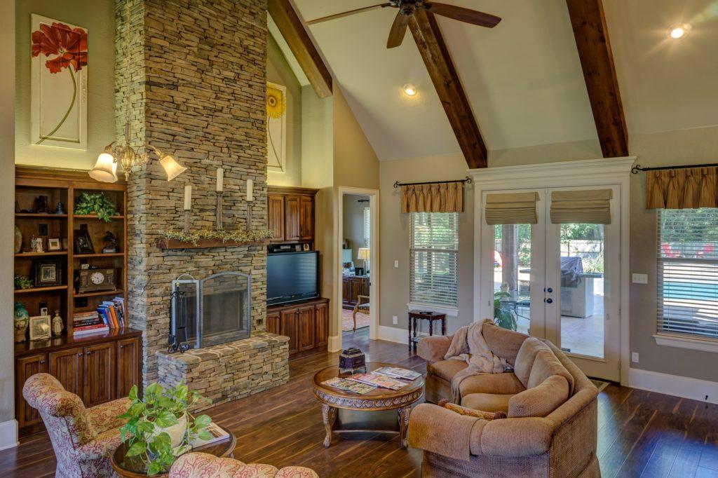בחירת סגנון לעיצוב הסלון